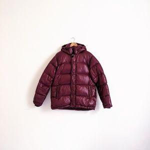 Aritzia Tna Super Puff down coat